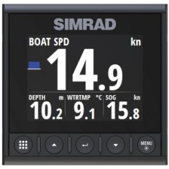 SIMRAD IS42 display
