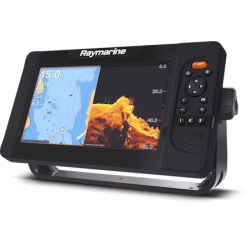 Raymarine Element 12HV u. transducer