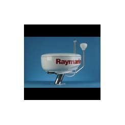 "Raymarine 150mm (6"") Rustfrit PowerTower®"