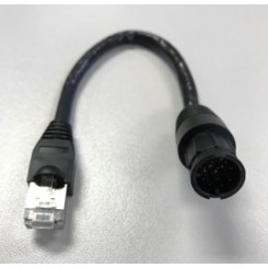 Raymarine Adapter, Raynet til Rj45 kabel, 100mm
