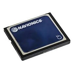 Navionic+ Small kort til download selv CF card