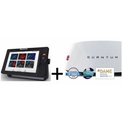 Raymarine Element 12S m Quantum radar