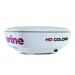 "18"" HD Color Radome Radar"